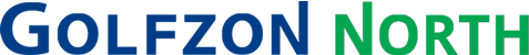 GOLFZON North Logo